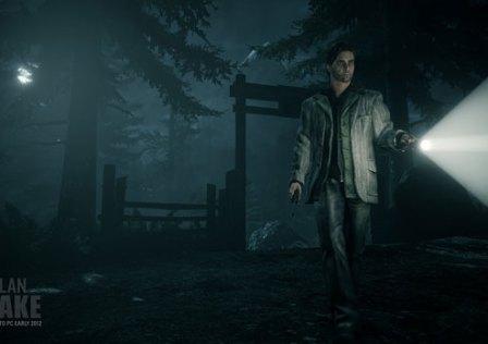Alan Wake No PC em Fevereiro