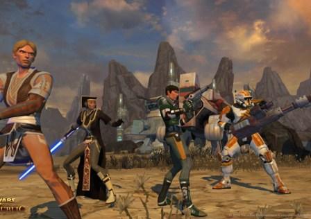 Star Wars: The Old Republic: Batoteiros Serão Punidos