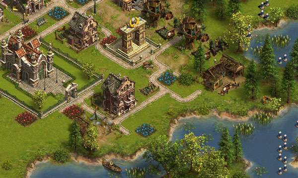 The Settlers Online: Beta Aberta