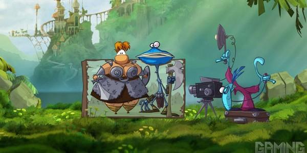 Rayman Origins Chega ao PC Dia 29 De Março