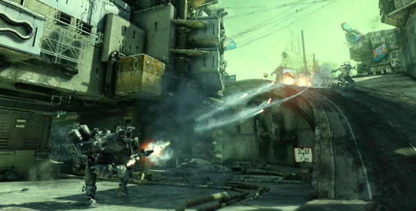 Unreal Engine 4, Facebook e Hawken