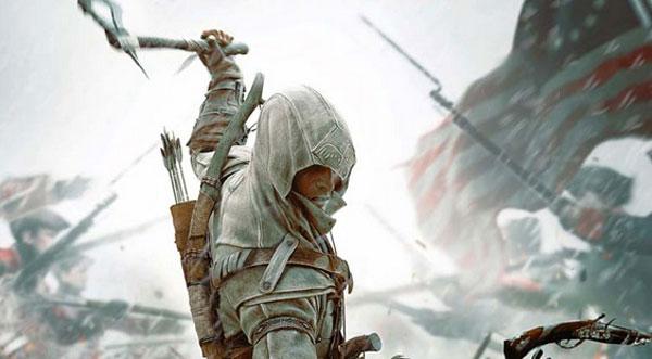 Assassins Creed III Durante a Revolução Americana