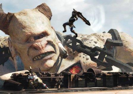God of War: Ascension Vai Ter Modo de Multijogador