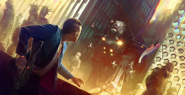Cyberpunk: Novo RPG da CD Projekt RED