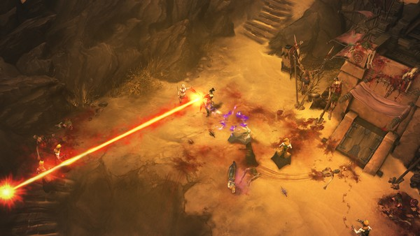 Diablo Screenshot 1