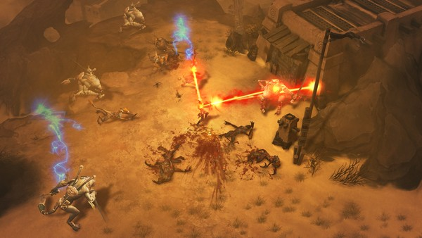 Diablo Screenshot 4
