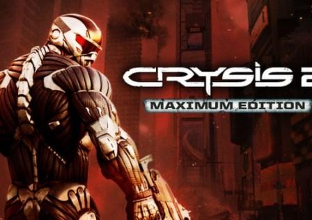 Crysis 2 Volta ao Steam Com Maximum Edition