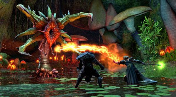 The Elder Scrolls Online Anunciado