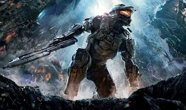 BBC: Logótipo De Halo Colocado Por Engano