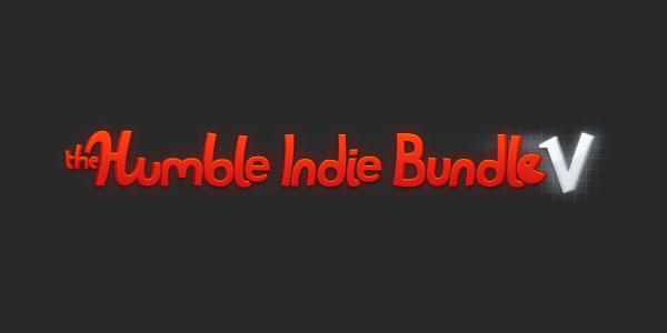 Arrancou o Humble Indie Bundle V!