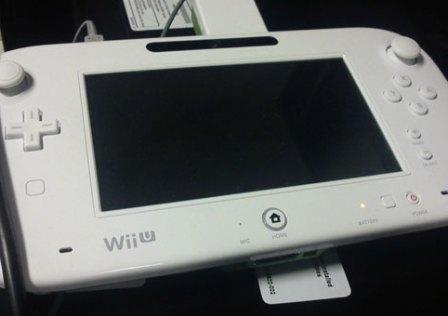 O Comando Redesenhado Da Wii U
