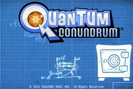 Jogo Da Semana: Quantum Conundrum