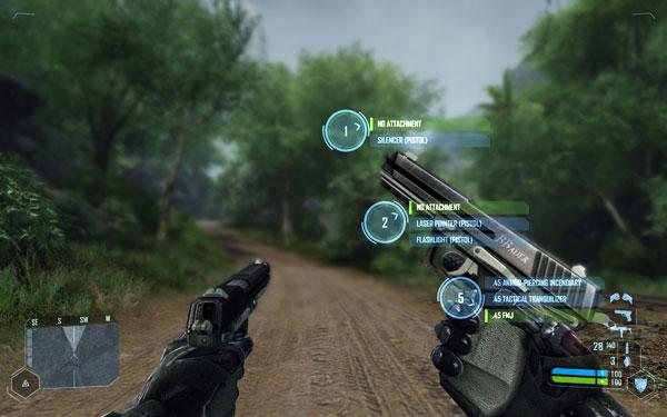 Crysis Tactical Expansion Mod Screenshot