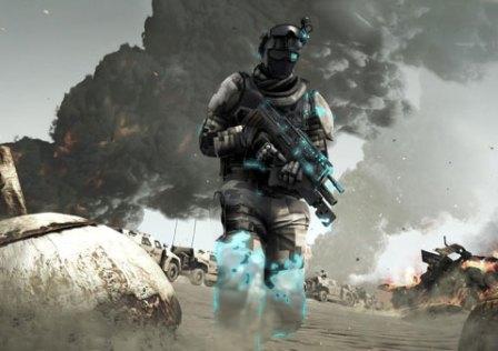 Ghost Recon: Future Soldier Chega Ao PC Com Um Patch