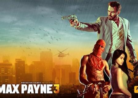 Update Para Max Payne 3 Disponível