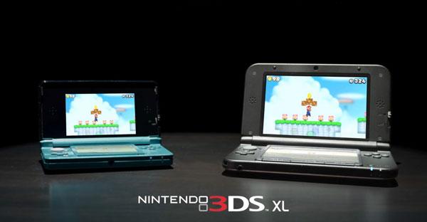 Nintendo 3DS XL e Um Comando Inovador...