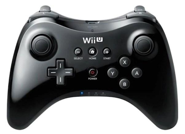 Wii U Comando Pro