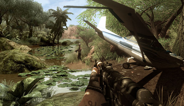 Far Cry 2 Screenhot 1