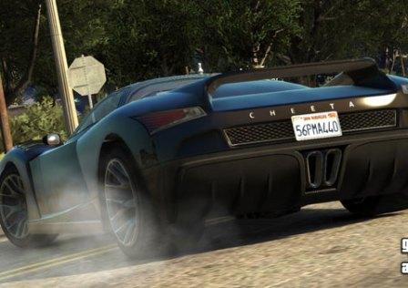 GTA V: Três Novas Screenshots