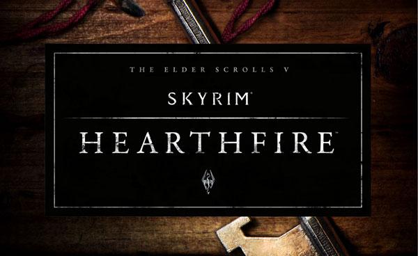 Skyrim: Hearthfire Anunciado