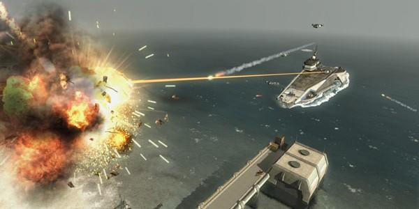 Carrier Command Gaea Mission: Primeiras Impressões
