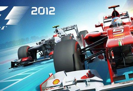F1 2012: Demo Disponível Para a Semana