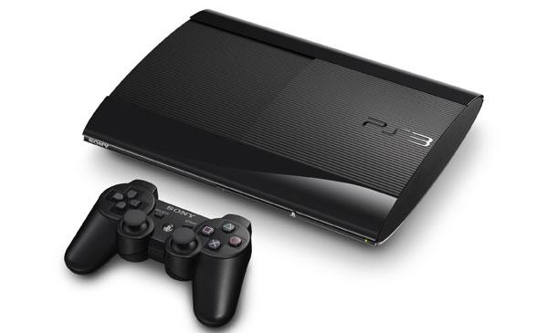 Anunciada Nova PS3