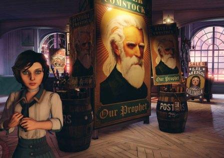 BioShock Infinite: Lançamento Adiado Para 26 De Março