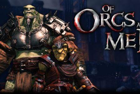 Jogo Da Semana: Of Orcs and Men