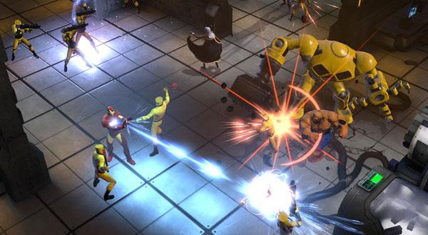 Marvel Heroes Screen 1
