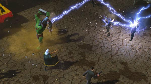 Marvel Heroes Screen 2