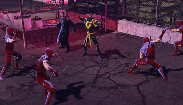 Marvel Heroes Screen 4