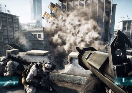 Battlefield 3, Bioshock Infinite e Crysis 3
