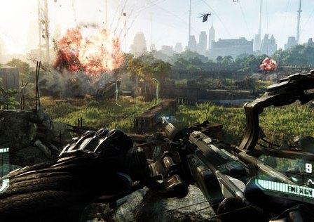 Crysis 4 Poderá Não Ser Um FPS