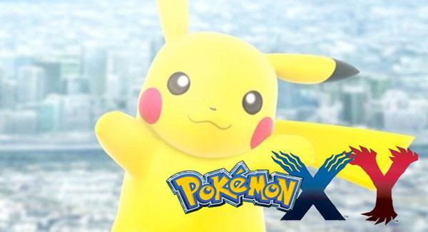 Pokémon X e Y Com Data Prevista