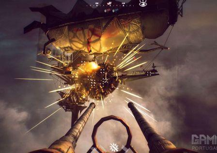 Guns Of Icarus Online: Chegaram Novos Mapas