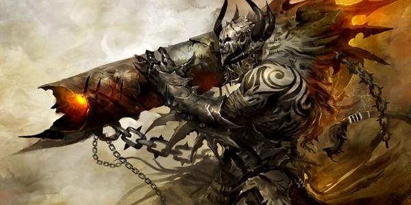 Guild Wars 2: Colin Johanson em Lisboa