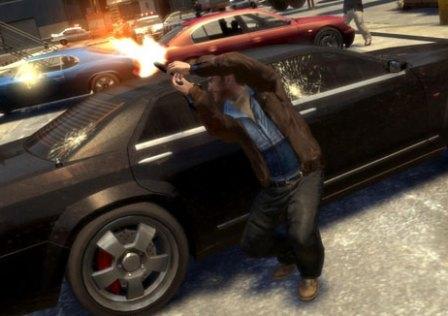 GTA IV Ainda é Muito Divertido em Multi-jogador