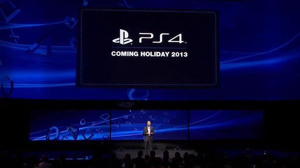 Sony Computer Entertainment anuncia PlayStation 4