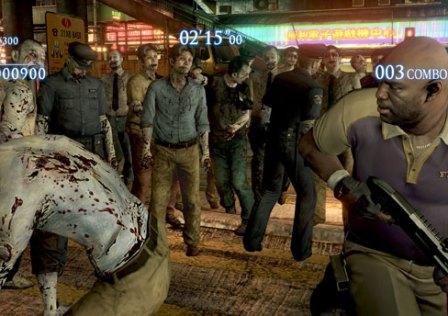 Resident Evil 6 + Left For Dead 2