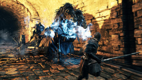 Dark Souls II: Versão do PC Melhor Do Que Antecessor