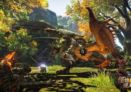 Monster Hunter Online Anunciado