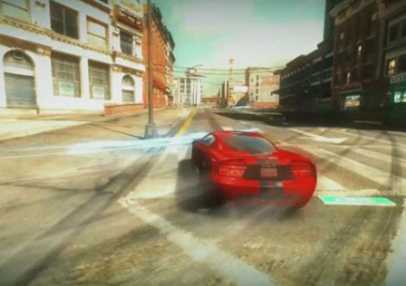 Ridge Racer Driftopia: Corridas Free-to-play