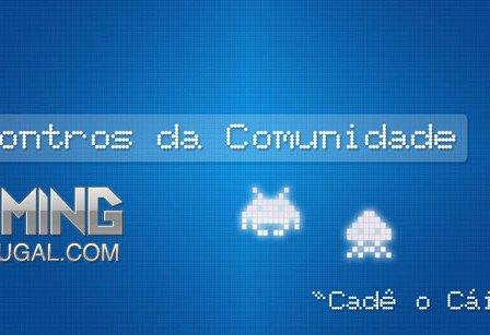 """Gaming Portugal: """"Cadê o Cáio?"""""""