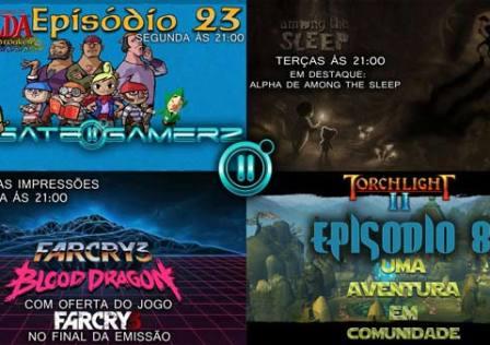 Transmissões Da Semana (20 de Maio 2013)