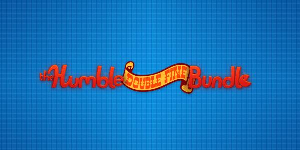 Arrancou o Humble Double Fine Bundle
