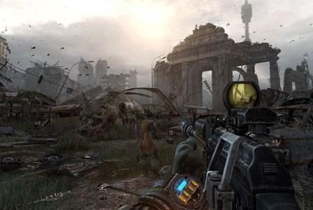 Metro Last Light: 4A Games Lutou Contra Adversidade