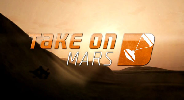 Take On Mars: Um Simulador Original