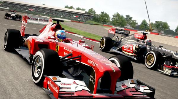 F1 2013 Chega em Outubro