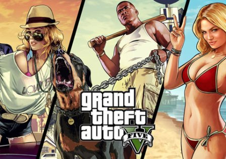 GTA V, Minecraft e Comando da Xbox One